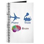 Plane, Train, Brain Journal