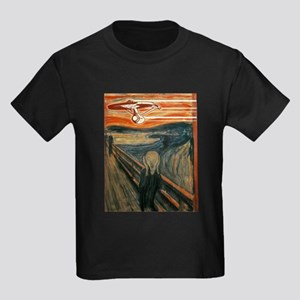 Boldly Going Kids Dark T-Shirt