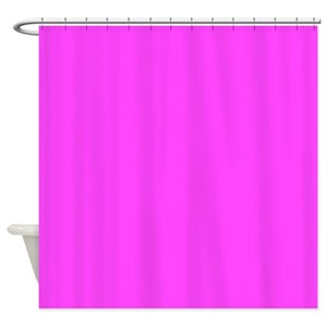 Pink Color Scheme Shower Curtains