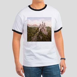Vintage Neuschwanstein Castle Ringer T