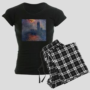 Boldly Going... Women's Dark Pajamas
