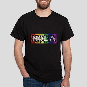 nolairon1gayBLACK2 Dark T-Shirt