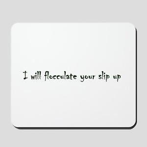 I will pin Mousepad
