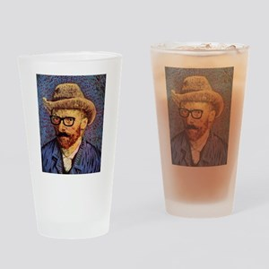 VanGough Incognito Drinking Glass