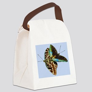 Butterfly Love Canvas Lunch Bag