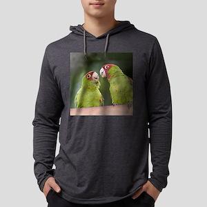 tile Mens Hooded Shirt