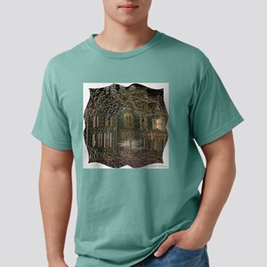 GH-surrealhauntNo1TS-1.p Mens Comfort Colors Shirt