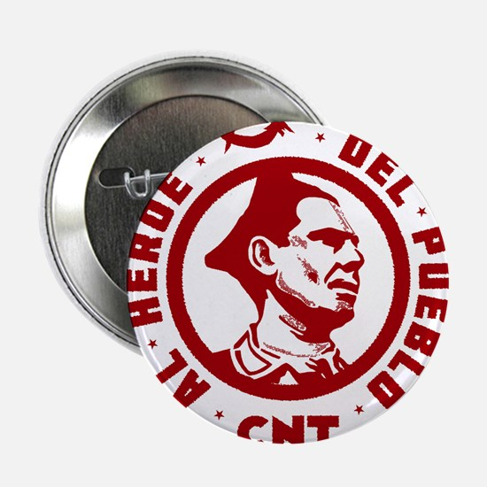 "Durruti Anarchism 2.25"" Button"