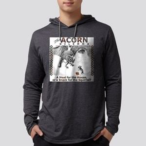 GS-squirrelnmouseTS-1 Mens Hooded Shirt
