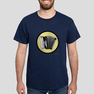 Accordion Man - Dark T-Shirt