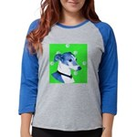 simon.png Womens Baseball Tee