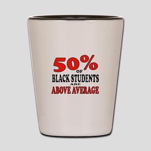 BLACK PRIDE Shot Glass