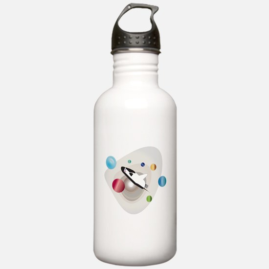 Space Water Bottle
