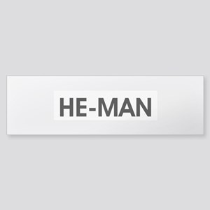 HE-MAN Sticker (Bumper)