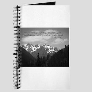 Thoreau Quote Journal