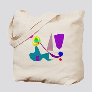 Magic Spell Job Coffee Shop On the Way Tote Bag
