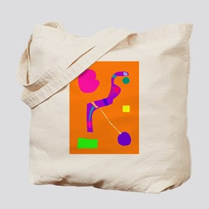 Purple Snake Wise Wit Green Egg Play Swift Tote Ba