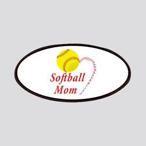 Softball mom Patches