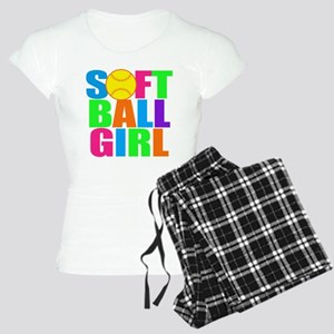 Girls softball Women's Light Pajamas
