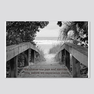 Kahlil Gibran Quote Postcards (Package of 8)
