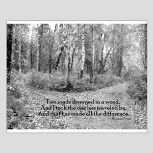 Robert Frost Small Poster