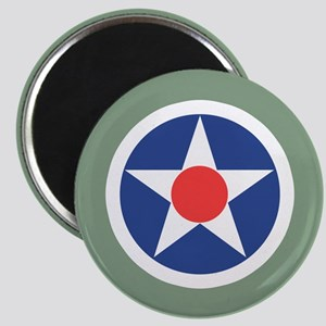 Vintage USA Insignia Magnet