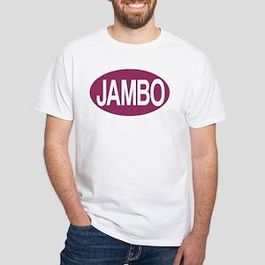 Jambo White T-Shirt