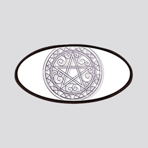 Purple Pentacle Patches