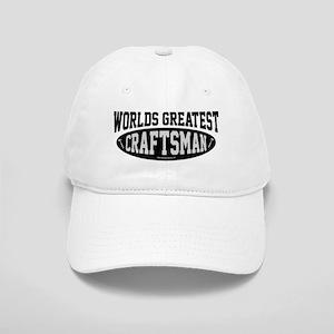 63fc2135339 Worlds Greatest Craftsman Hats - CafePress