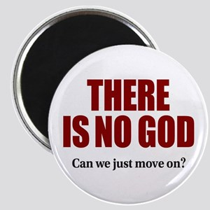 There is no God Magnet