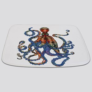 Wild Octopus Bathmat