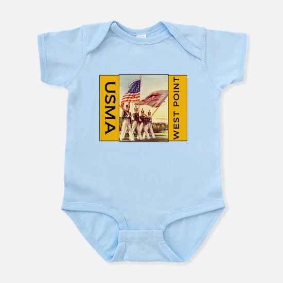 USMA Colors Infant Bodysuit
