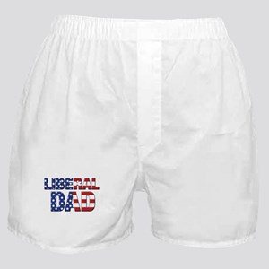 Liberal Dad Boxer Shorts