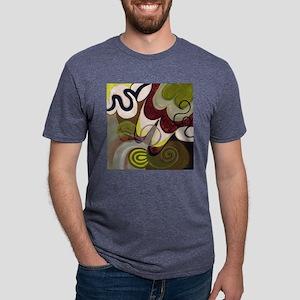 CoffeeShop Mens Tri-blend T-Shirt