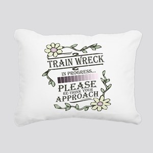 wreck-lights Rectangular Canvas Pillow