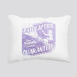 satisfaction-lights Rectangular Canvas Pillow