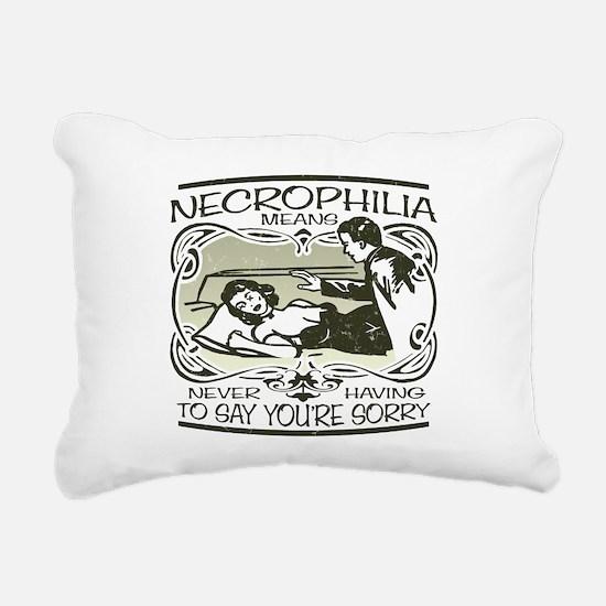 necrophilia-dark-apparel.png Rectangular Canvas Pi