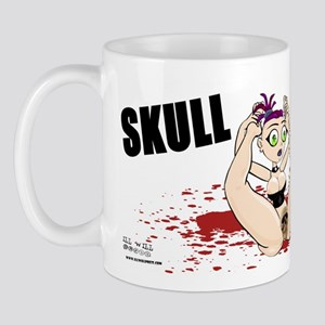Skull Vagina of Destruction Mug