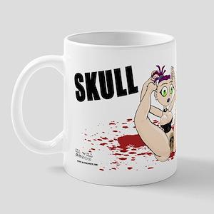 Skull Vagina of Destruction Mug