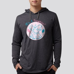 Its a Suprise Mens Hooded Shirt
