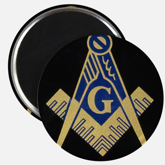 """Simply Masonic 2.25"""" Magnet (10 pack)"""