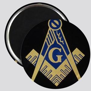 Simply Masonic Magnet