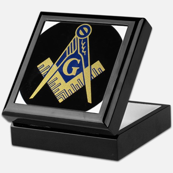 Simply Masonic Keepsake Box