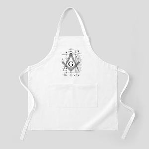 Masonic Bodies Apron