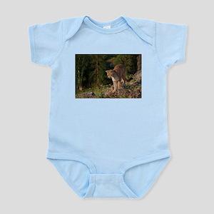 Cougar 1 Infant Bodysuit