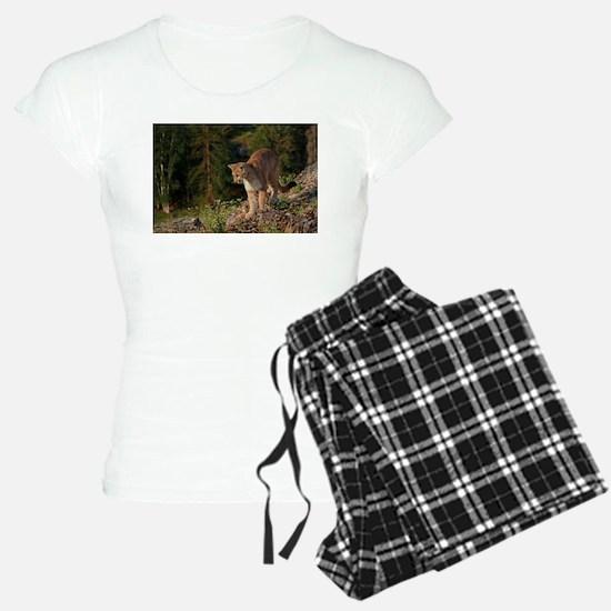 Cougar 1 Pajamas
