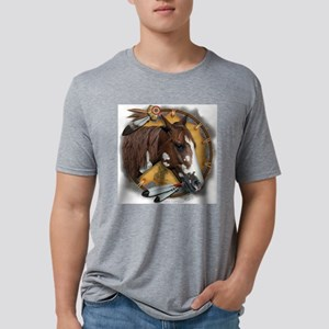NA-warponywshieldTITS-1 Mens Tri-blend T-Shirt