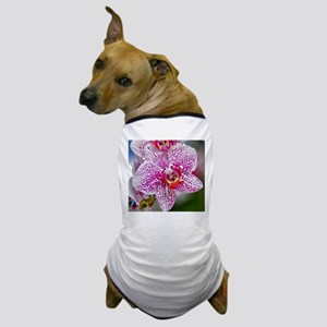 Orchid World Dog T-Shirt