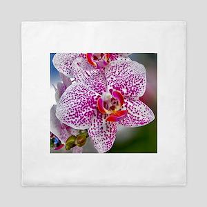 Orchid World Queen Duvet