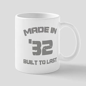 1932 Built To Last Mug